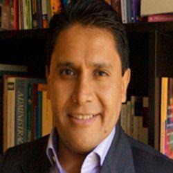 Ricardo de la Cruz Gil, delegado AICM