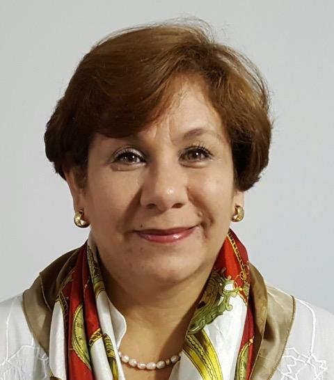 Gloria Bustos, coach AICM