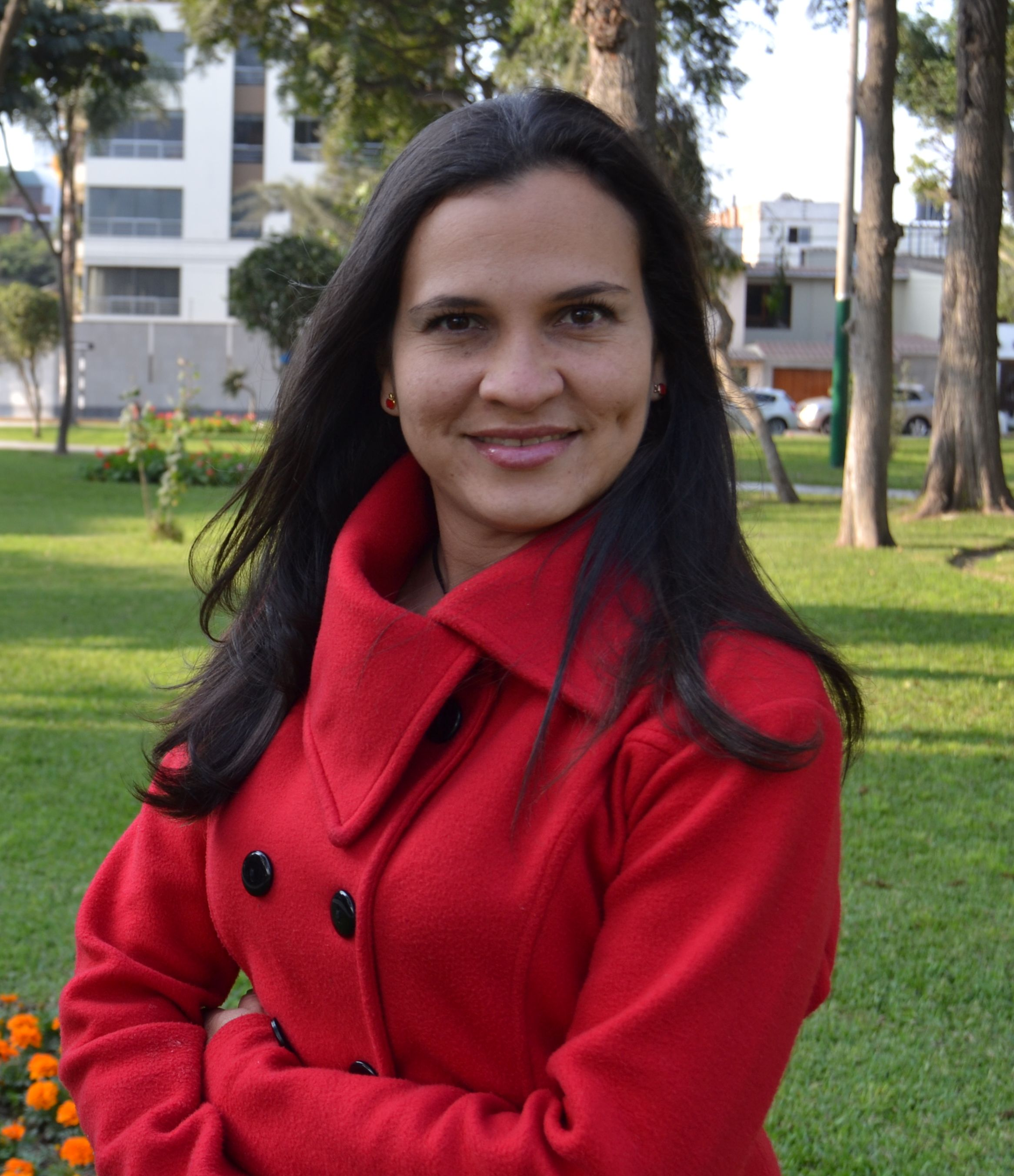 Evelyn Armas Méndez, coach AICM