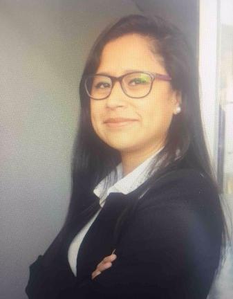 Kathleen Damaris Chamorro Pablo, coach AICM