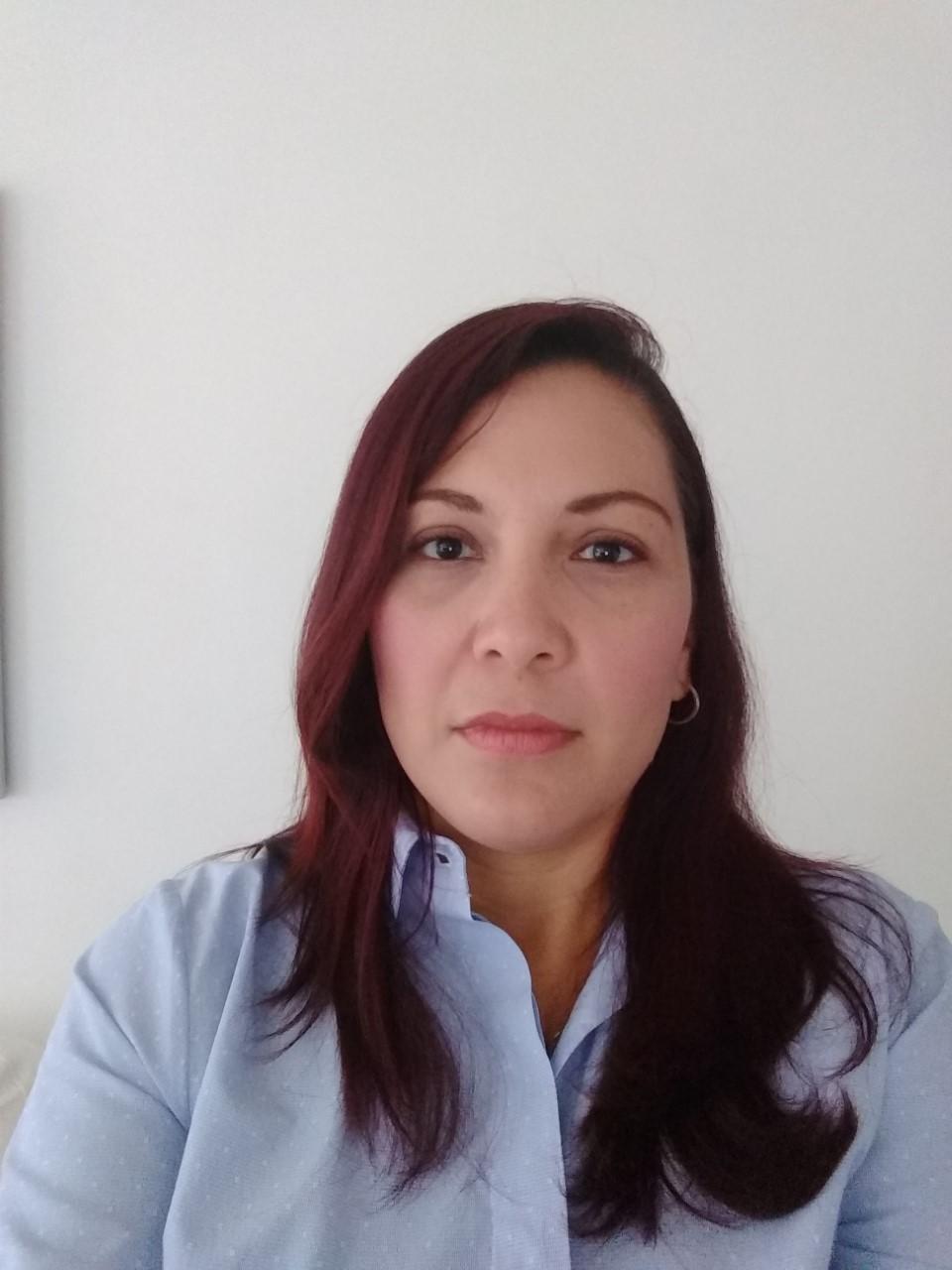María José González Luján, coach AICM