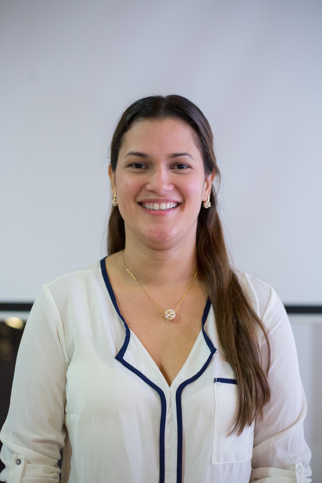Roxana Mendoza Arguelles, coach AICM