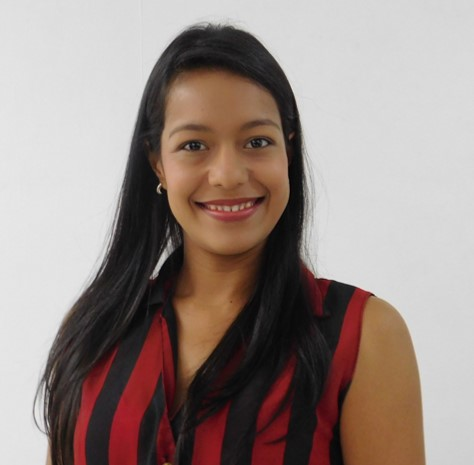 Gabriela Isabel Boada Rivas, coach AICM