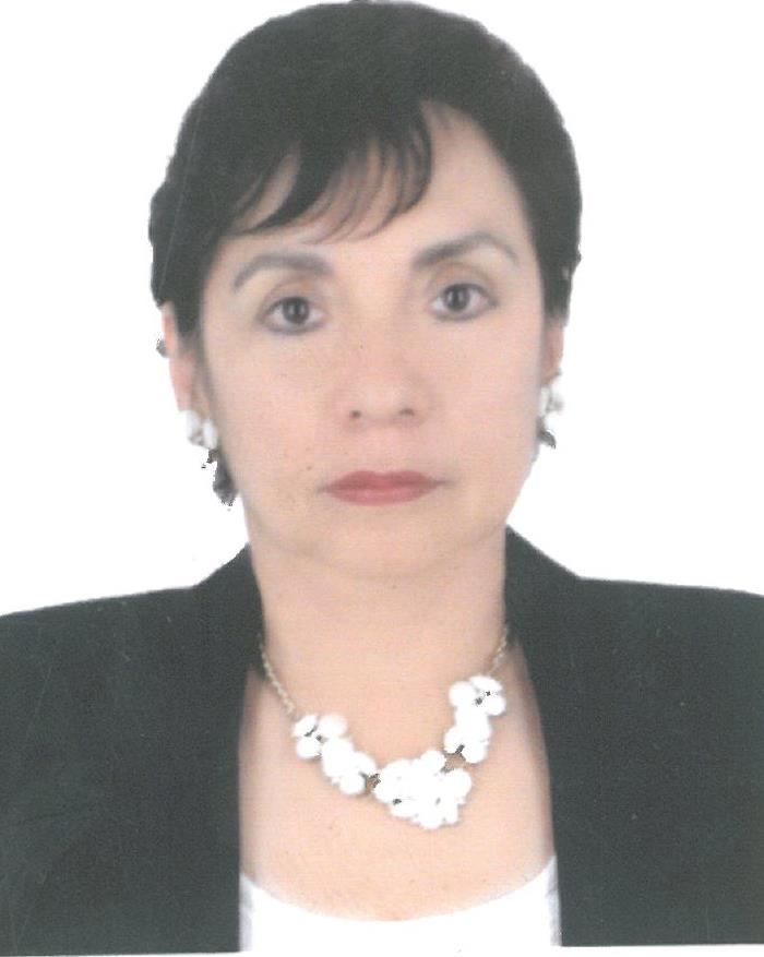 Rosa Isabel Uribe Pardo, coach AICM