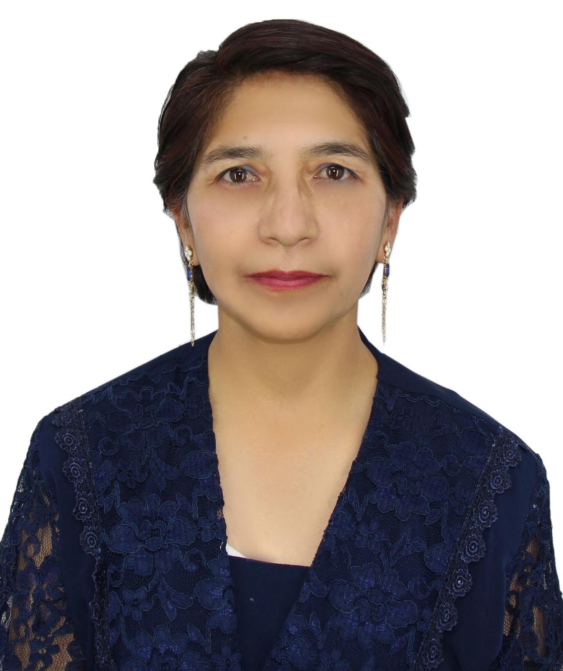 Rosa Tania Cardenas Bermudez, coach AICM