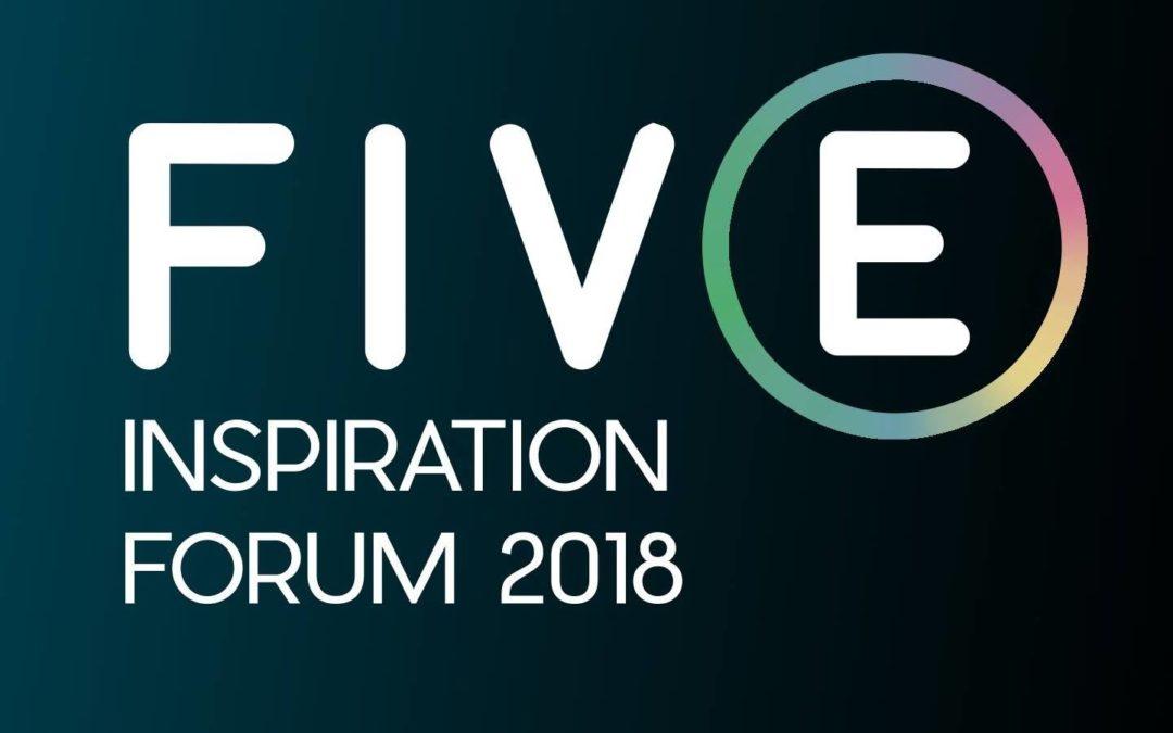 AICM colabora con el evento del año en España, Inspiration Five