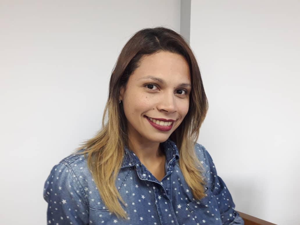 Irina Francesca Fazio Mendoza, coach AICM