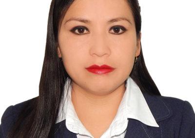 Galina de la Cruz Socualaya 12309