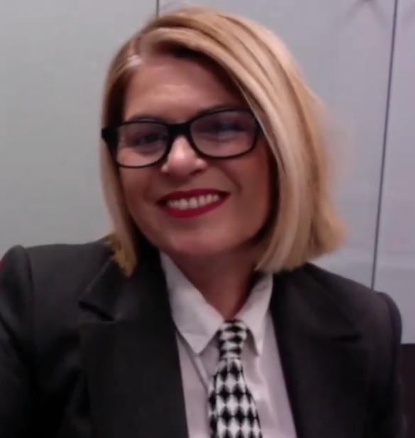 Sandra Macarro Carcedo, coach AICM