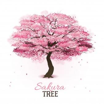 La excepción de la regla: el árbol del sakura  by María Mizuno