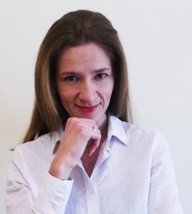 Gabriela Gómez del Río Martín. Delegada AICM Argentina