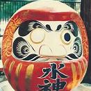 Daruma: El porfiado japonés by María Mizuno