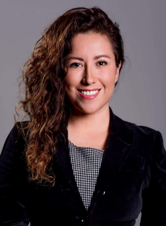 Ketty Rocío Carbajal Arenas, coach AICM