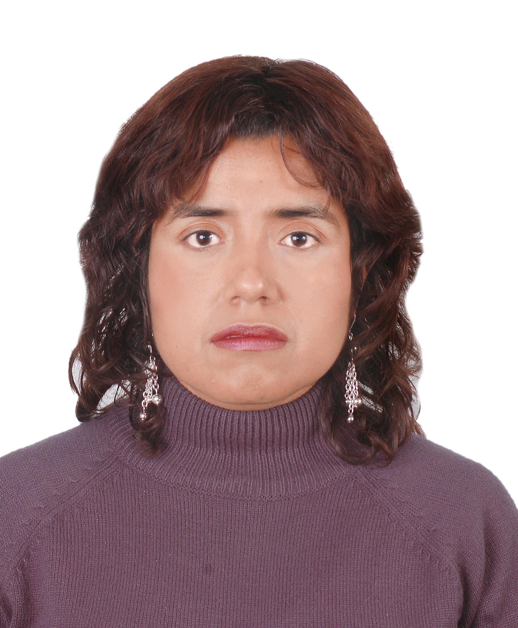 María Luisa Vera Viza, coach AICM