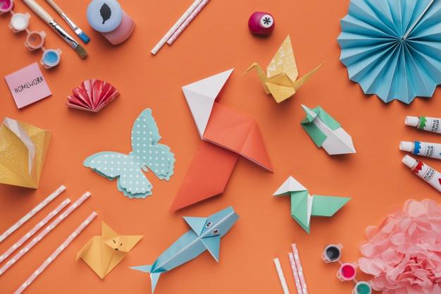 El arte del origami by María Mizuno