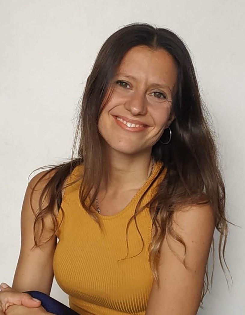 Lucia Etcheverry, coach AICM