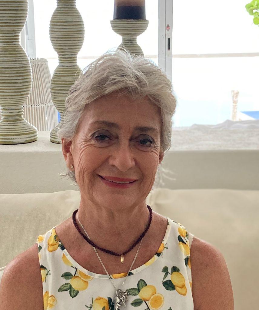 María Elena Rosado Patrón, coach AICM