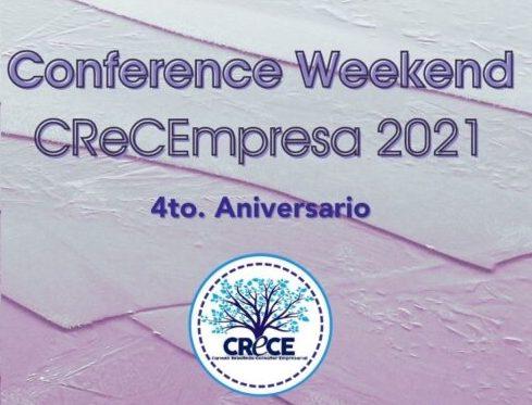 Ciclo de conferencias en el marco del cuarto aniversario de CReCEmpresa, centro acreditado AICM: 9 Conferencias para la expansión de tu ser