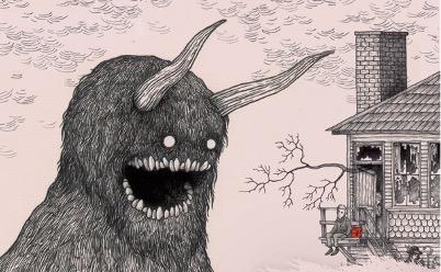 Nuestro monstruo by Virginia Bernal